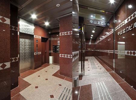 エレベーターホール/エントランスホール
