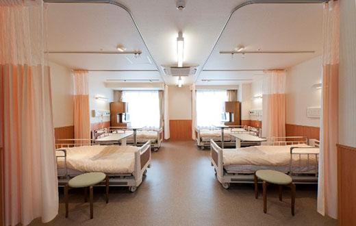病室(4床)