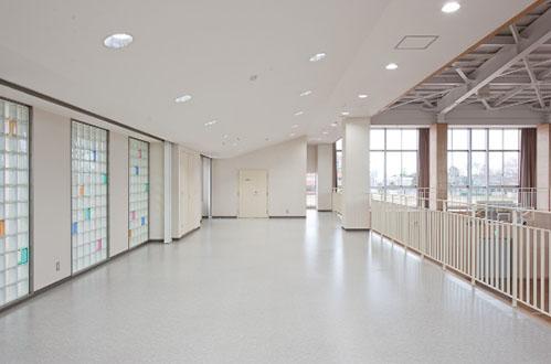 2階演奏スペース