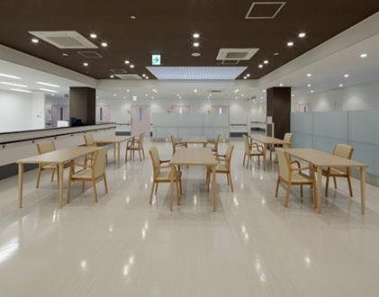 2階 食堂・デイルーム
