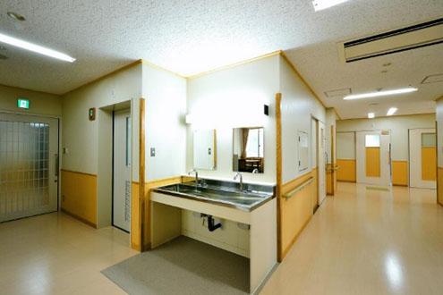 居室ユニット廊下・出入口