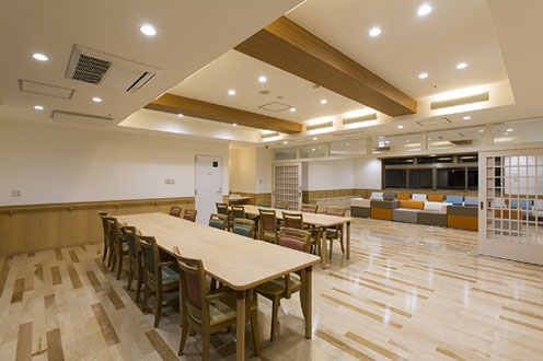食堂・談話スペース